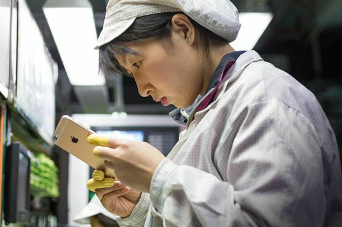 apple ngung san xuat iphone o an do vi covid 19